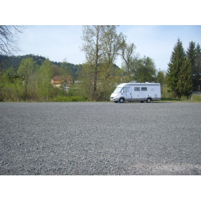 Aire Camping Car La Riviere Saint Sauveur