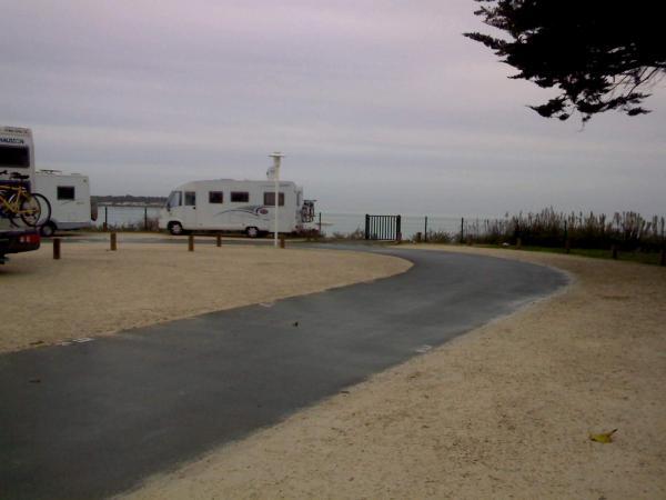 rivedoux plage aire de service pour camping car. Black Bedroom Furniture Sets. Home Design Ideas