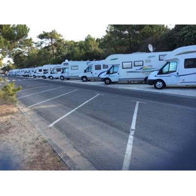 Saint georges de didonne aire de service pour camping car - Location terrain pour camping car ...